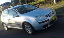 2006 Volkswagen Golf 1.6L Auto 99,000kms Log books & New Tyres !! Glenwood Blacktown Area Preview