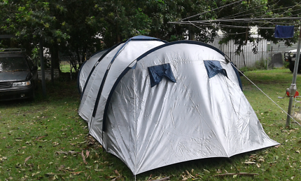 8 PERSON TENT PACKAGE