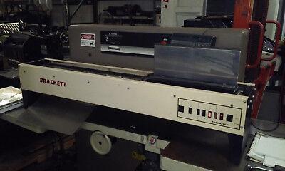 Brackett Padmaster Padding Machine