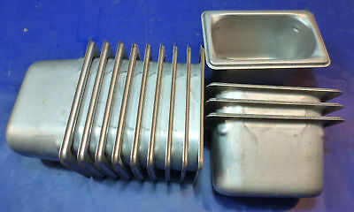 Stainless Steel Ninth Size 4 Deep Steam Table Pan Buffet 19th