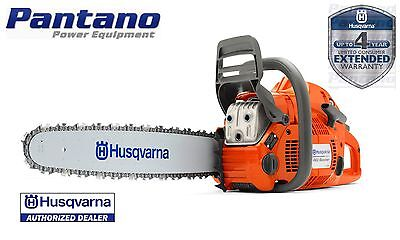 "New HUSQVARNA 460 Rancher 24"" 60cc Gas Powered Chainsaw - Authorized Dealer on Rummage"
