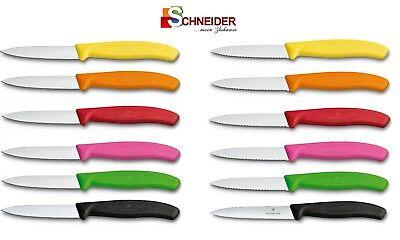 VICTORINOX - Gemüsemesser - Küchenmesser - 2er ,4er oder 6er-Set - BLITZVERSAND Gemüsemesser