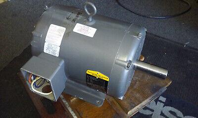 Baldor Reliancer Motor M3313t-8 3 Phase 10 Hp