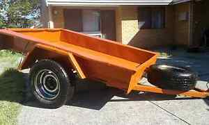 6 x 4  Trailer (not registered) Midland Swan Area Preview