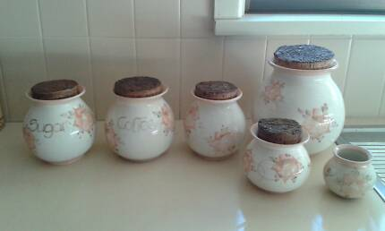 Yarrabar Pottery Canisters Dubbo 2830 Dubbo Area Preview