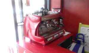 Coffee machine and fridge Sydney City Inner Sydney Preview