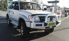 1999 Toyota LandCruiser, 4x4 Truck, Manual, Dual Fuel. Wiley Park Canterbury Area Preview