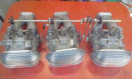 triple 45dhla dellorto suit Holden 6