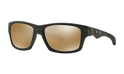 OAKLEY JUPITER SQUARED SUNGLASSES WOODGRAIN / TUNGSTEN IRIDIUM POLARIZED 9135-07 for sale  Shipping to India