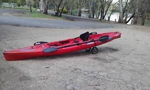 Pair of Kayaks Albury Albury Area Preview