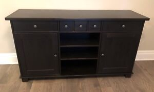 Buffet Server/Hutch/Display Cabinet for sale!