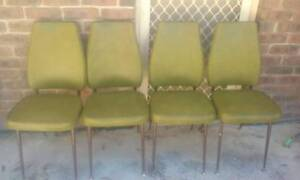 Old kitchen chairs Cherryville Adelaide Hills Preview