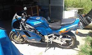 1993 gsxr750 Yamanto Ipswich City Preview