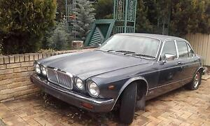 Jaguar xj6 series 3 (whole parts car) Karabar Queanbeyan Area Preview