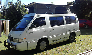 Mercedes Campervan Cooroy Noosa Area Preview