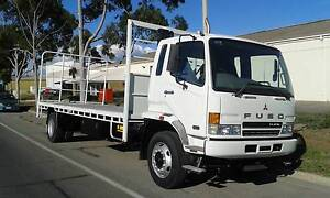 FUSO FM10 2007 TRAY TOP EX GOVT. Green Fields Salisbury Area Preview