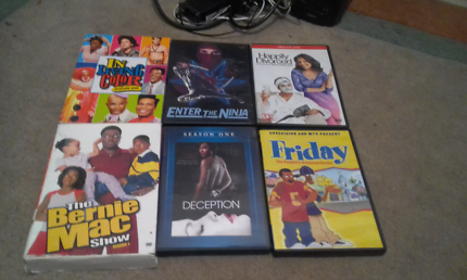 USA DvD movies and shows for sell