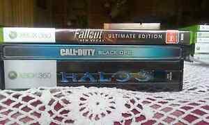 Xbox 360 Titles Hobart CBD Hobart City Preview