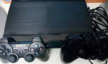 Sony PS3 Super Slim 250GB Console + 2 Controllers + 5 PS3 games Regents Park Auburn Area Preview