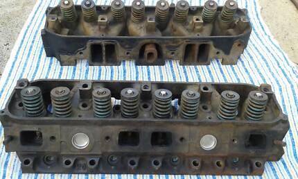 DODGE 383/440 CLOSED CHAMBER HEADS