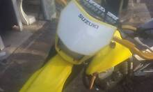 DR-Z250 2008, 4260 k's, quick sale Indooroopilly Brisbane South West Preview