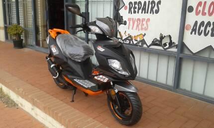 BRAND NEW*MOTOBI JUMP GT 50CC 2 STROKE SCOOTER*FREE HELMET Malaga Swan Area Preview