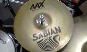 "Sabian 13"" fusion hi hats Warwick Southern Downs Preview"