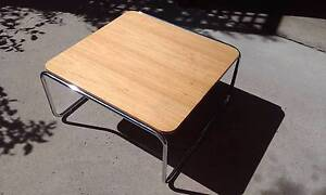Low set timber/metal framed coffee table Armidale Armidale City Preview