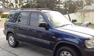 2000 Honda CR-V Wagon Metford Maitland Area Preview