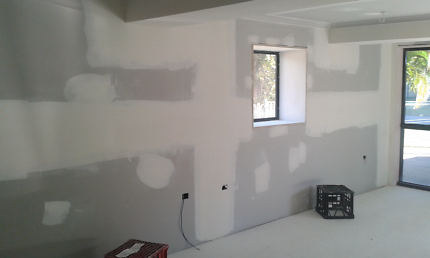 Available now plastering