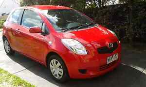Toyota Yaris YR Hatch 2008 auto low kms excellent cond. Rosebud Mornington Peninsula Preview