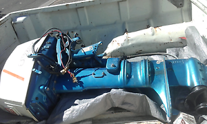 Suzuki outboard 25hp motor Mount Barker Mount Barker Area Preview