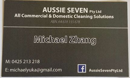 Aussie Seven Cleaning