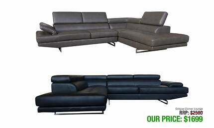 Brand New Eclipse Lounge - 12 month warranty