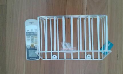 Basket for Caravan/Motorhome wall