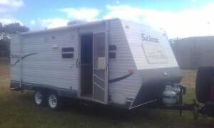 quality caravan. shower and toilet. roll out awning good conditio Craigmore Playford Area Preview