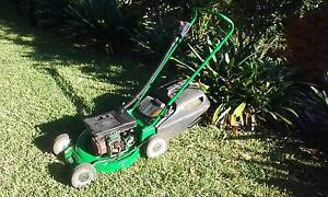 Victa Lawn Mower 2- Stroke, Alloy with Catcher Sutherland Sutherland Area Preview