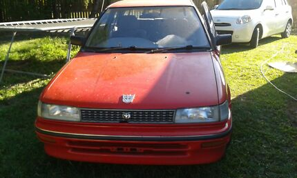 93 Toyota Corolla hatch back Brisbane City Brisbane North West Preview
