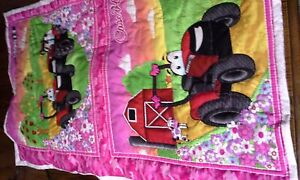 Quilted car seat quilt
