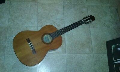7/8th scale Yamaha Classical Guitar - Flamenco Guitar Scales