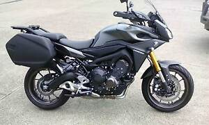 2015 Yamaha MT09TRA Tracer (1275km) Aberdare Cessnock Area Preview