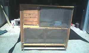 Rabbit/ Guinea Pig Hutch Bakers Hill Northam Area Preview