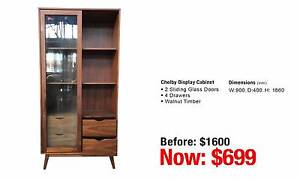 CHELBY DISPLAY CABINET Granville Parramatta Area Preview