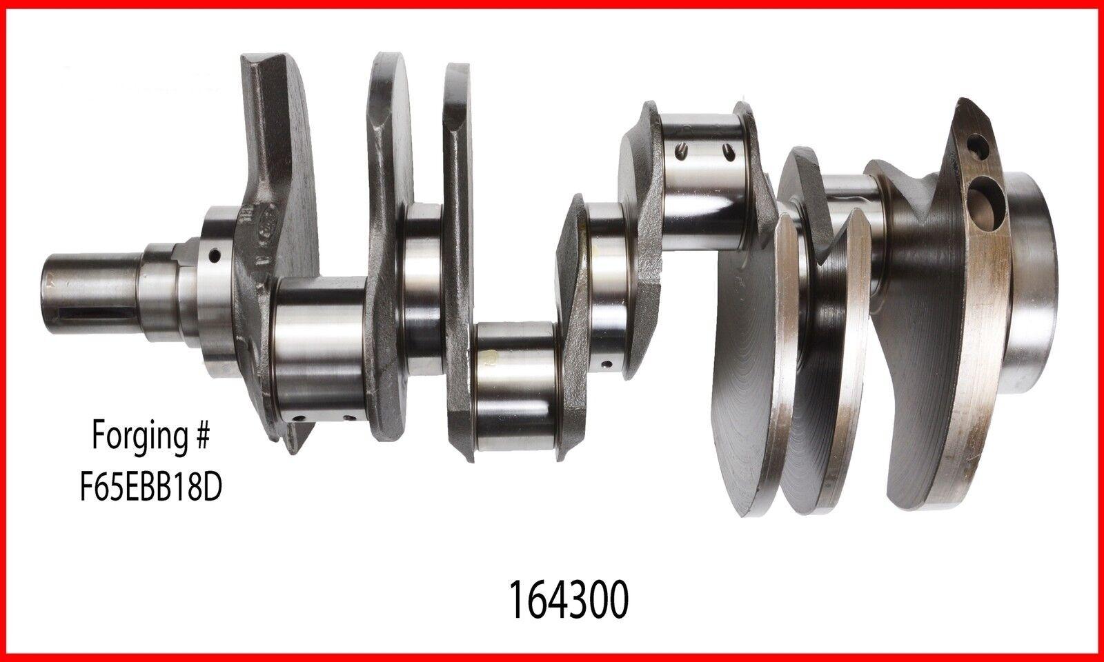 CRANKSHAFT W// BEARINGS Fits 1965-1996 FORD 300 4.9L OHV STRAIGHT-6