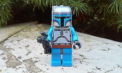 Star Wars Jango Fett Figure New