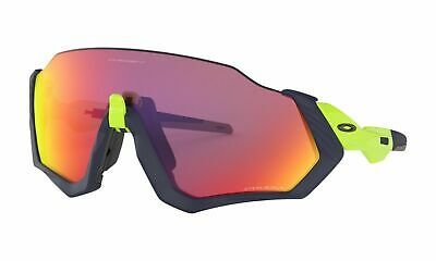 Oakley Gafas de Sol OO9401-0537 Vuelo Chaqueta Mate Azul Marino / Prizm