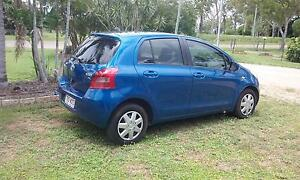 2007 Toyota Yaris Hatchback Jensen Townsville Surrounds Preview