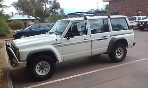 1989 Nissan Patrol GQ 4WD Manual, 4.2L Diesel Alice Springs Alice Springs Area Preview