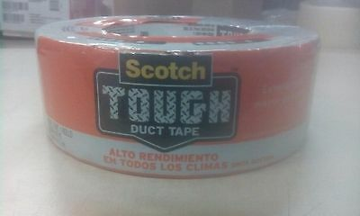 Scotch Tough Duct Tape-heavy Duty All-weather Gray
