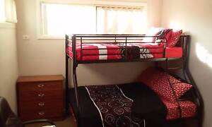 Double Single or Share Rooms Fully Furished $118 / 178 / 240 P.W. Heidelberg Heights Banyule Area Preview